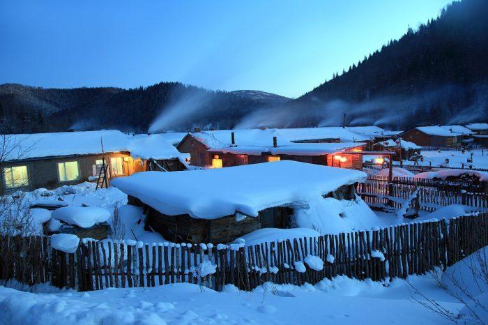 Harbin Snowland Tour During Ice & Snow Festival