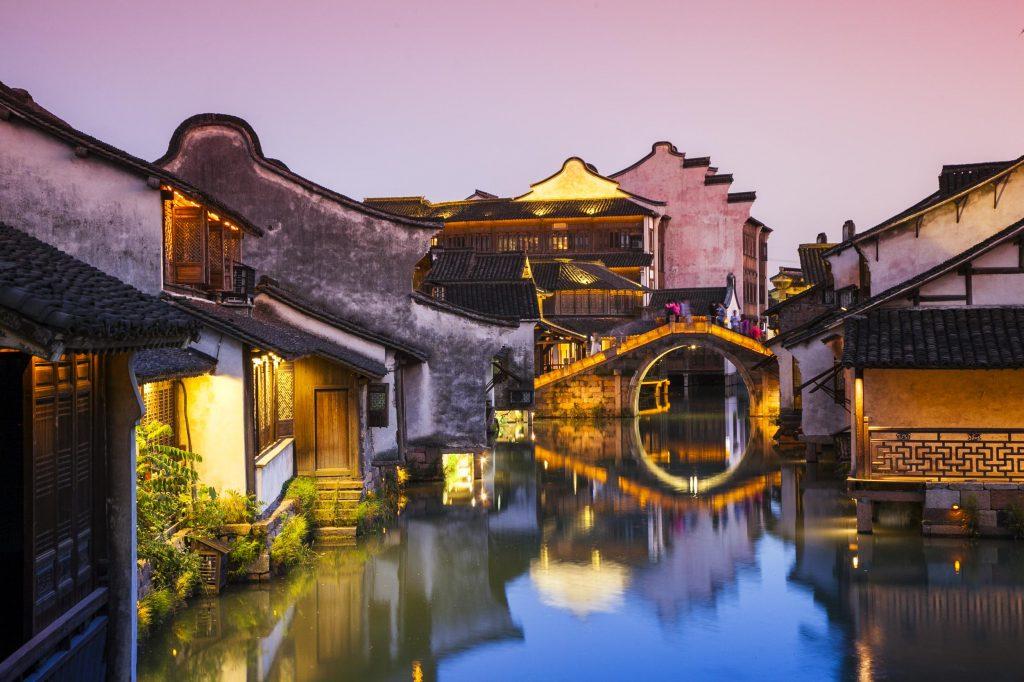 Hangzhou - Wuzhen