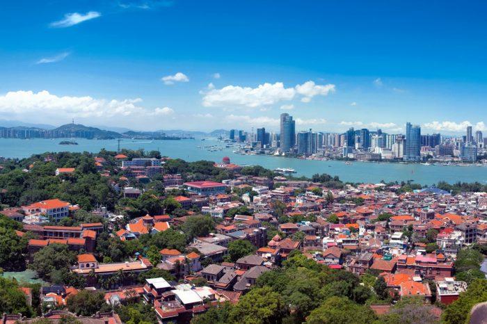 Xiamen tour