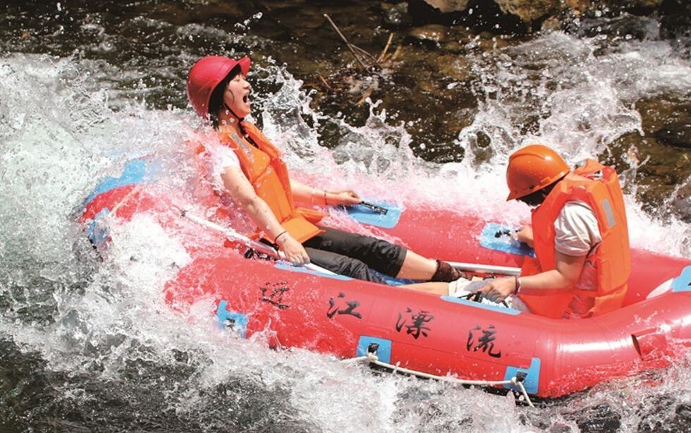 Tianmu Stream Raft-drift